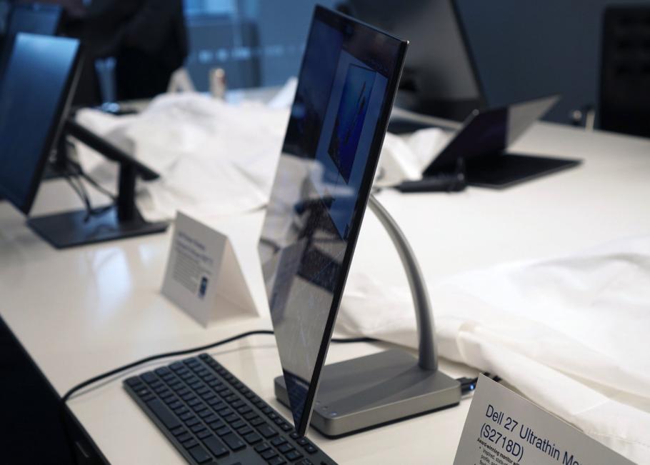 Ultra ince 27-inç Monitör, Dell 27 UltraThin Monitor!