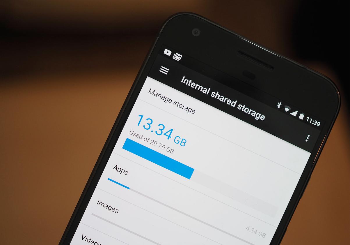 2017'de 32GB Android Telefon Satın Almayın