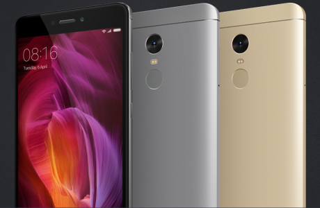 Xiaomi Redmi Note 4 Resmen Tanıtıldı, 2 Gün Pil Ömrü ile 150 Dolara!