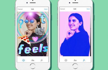 Tumblr Mobil, Fotoğraf Filtreleri ve Çıkartmalar Özelliğine Kavuştu!