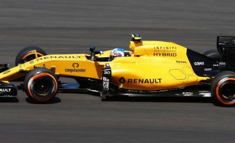 BP ve Castrol Renault Takımıyla Formula 1'e 20 yıl Sonra Geri Dönüyor!
