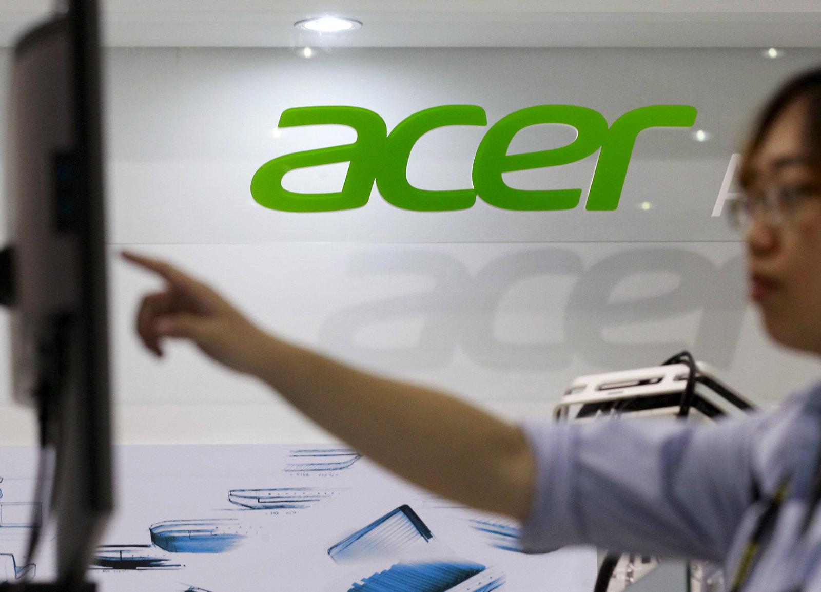 Acer'a Sembolik Ceza, 35 Bin Kişinin Kredi Kartı Bilgilerini Çaldırmıştı!