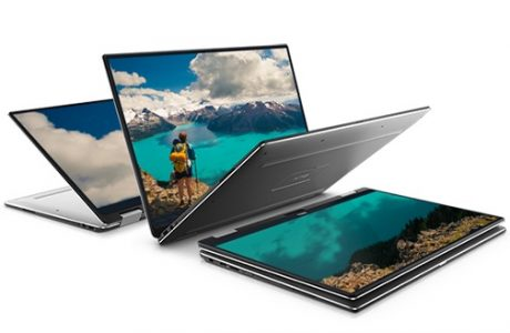 Yeni Dell XPS 13'e Tablet İşlevselliği, Dell XPS 13 ikisi bir arada!