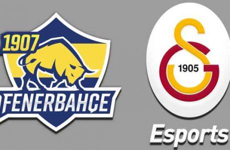Sanal Arenada İlk Derbi Fenerbahçe – Galatasaray; Bu Pazar