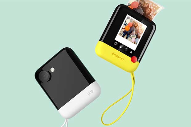 Polaroid'den İkonik Kamera Deneyimine Modern Bir Takdir;Pop