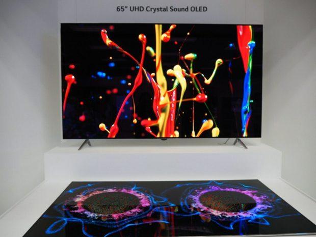 2017 OLED TV'lerin Yılı Olacak, Nihayet Daha Makul Fiyatlar Geliyor