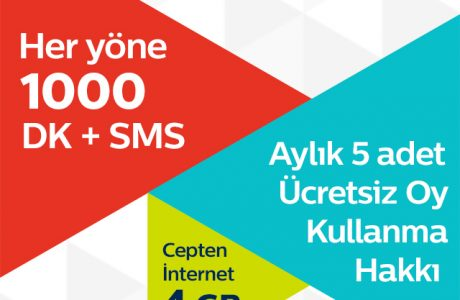 Türk Telekom Survivor Tarifesi ile Ücretsiz Oy Kullan, 35 TL!