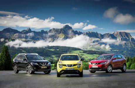 Nissan Şubat Fırsatları, Size Sadece Rengini Seçmek Kaldı!
