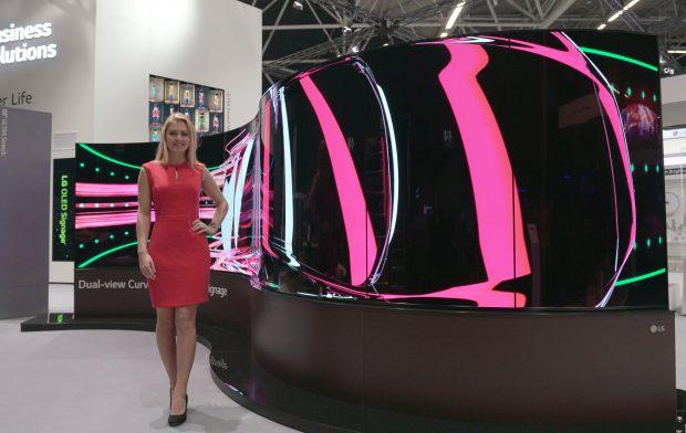 LG OLED Dijital Signage ve Gelişmiş B2B LCD Çözümlerini Tanıttı