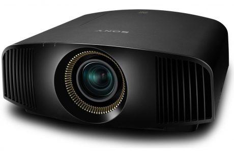 Sony'nin Yeni Ev Sineması Projektörü VPL-VW550ES 4K SXRD
