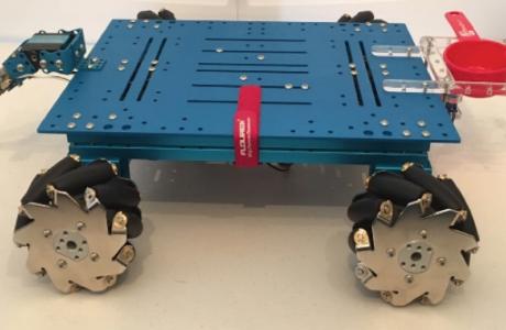 TohumBot, Liseli Alara'nın Yaptığı Tarım Robotu Dünya İkincisi