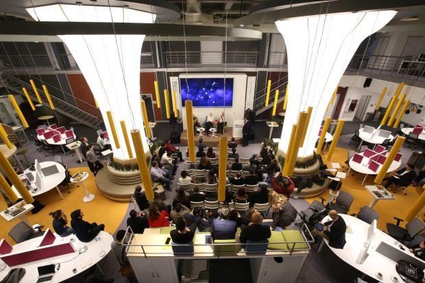 Girişimciliğin Yeni Çekim Merkezi İTÜ MAGNET