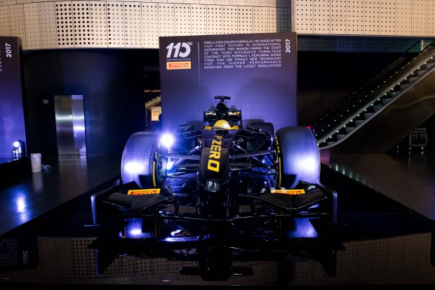 Pirelli Motor Sporlarında 110 Yıl, Yarıştığımızı Satar, Sattığımız ile Yarışırız!