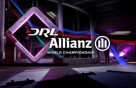Allianz Dron Yarış Ligi'ne Adını Verdi, Allianz DRL 2017 Dünya Şampiyonası Serisi