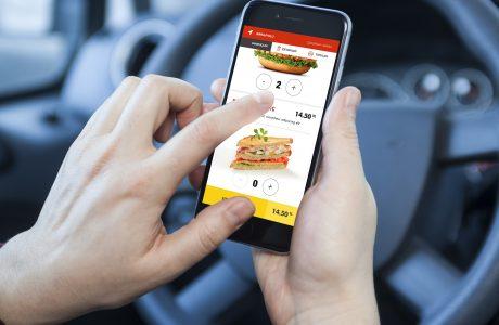 Shell Araca Sipariş Hizmeti, 1,5 Dk.'da Sende! Shell Mobil'in Yeni Özelliği