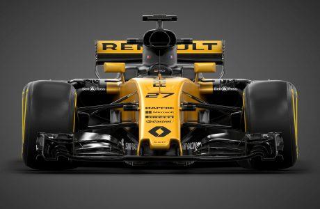 Karşınızda R.S.17, Renault Sport Formula 1 Takımı R.S.17'yi Tanıttı