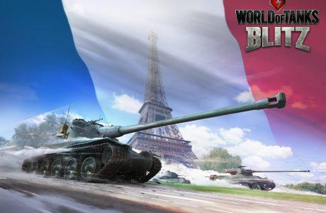World of Tanks Blitz'te Fransız Rüzgarları Esiyor!