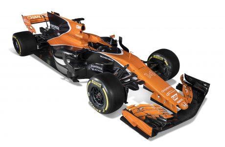 Yeni McLaren-Honda 2017 Formula 1 Otomobili MCL32 Karşınızda!