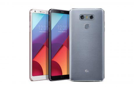 Yeni LG G6 Özellikleri Neler? Tek El Uyumlu Geniş FullVision Ekran!