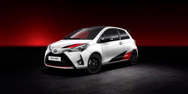 Yeni Yaris 2017, i-TRIL Konsept: Toyota En Yenileriyle Cenevre Motor Show'da