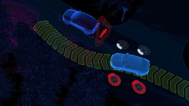 Yeni Volvo XC60 SUV, Görünmez Tehlikelere Karşı Mükemmel Koruma