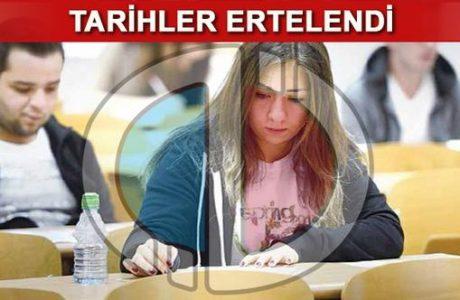 AÖF Sınav Tarihleri Ertelendi, AÖF Sınavlarına Referandum Ayarı