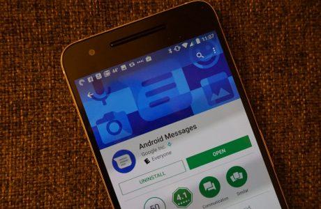 Android Mesajlar, Google'ın Android Mesajlaşma Uygulamasının Yeni Adı!