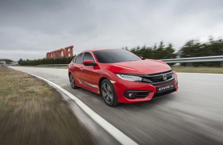 Yeni Honda Civic RS 2017 Türkiye Satış Fiyatı, 109 bin 900 TL!