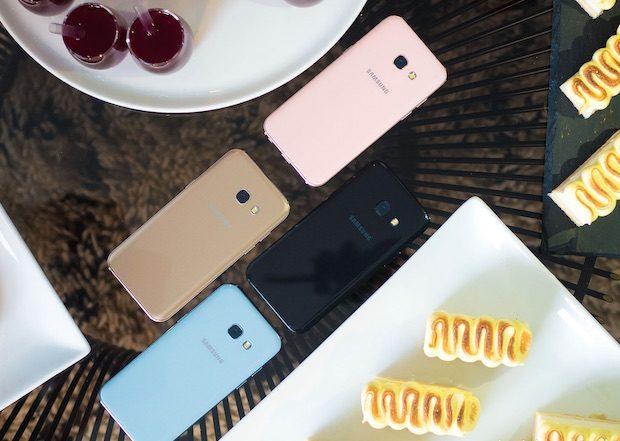 Samsung Galaxy A5 ve A3 Modelleri