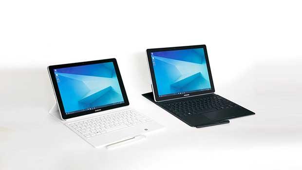 Samsung, Galaxy Tab S3 ve Galaxy Book Tanıtıldı.