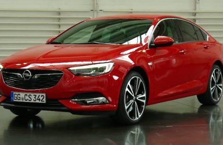 Opel Insignia 2017 ilk Koltuk Testi, ilk inceleme, Yeni Insignia 2 Detayları!