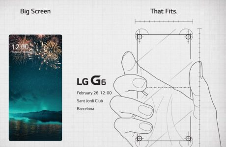 LG G6 Davetiyesi, 'Büyük Ekran' Konusunda Daha Fazla İpucu Veriyor