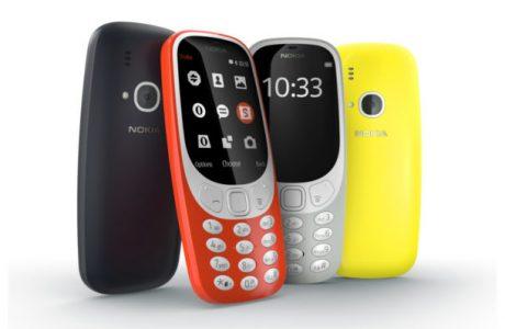 1 Ay Batarya Süreli Yeni Nokia 3310, Efsane Nokia 3310 Geri Döndü!