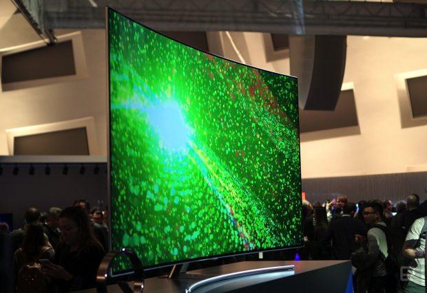 Samsung QLED 4K TV'ler Q7 ve Q8 Ön Siparişle Satışa Çıktı