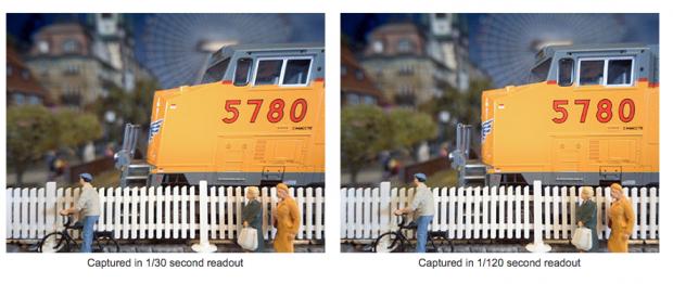 Sony Yeni Kamera Sensörü 1000 fps'de 1080p Video Çekebiliyor