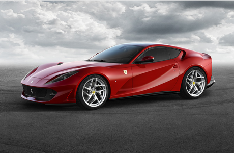 Ferrari'den Sürpriz, Ferrari 812 Superfast, 340 km/s'lik Son Hız!