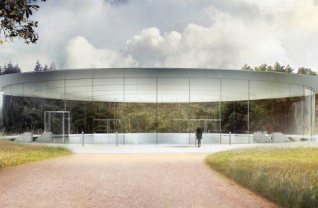 Steve Jobs Theater, Apple, Steve Jobs'un Anısına Bir Tiyatro inşa Ediyor!