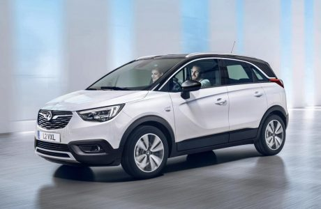2017 Opel Crossland X Almanya'da Tanıtıldı, Opel X Ailesi Genişledi