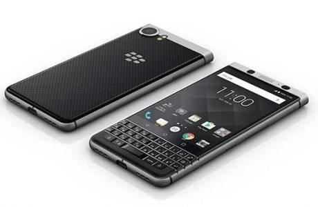 BlackBerry KeyOne Cihazını Resmi Olarak Tanıttı.