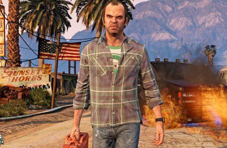 GTA 5 Efsane Oyunlar Arasında Girdi, 3 Yılda 75 Milyon Kopya!