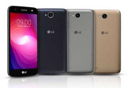 LG, Batarya Konusunda Oldukça İddialı X Power 2'yi Tanıttı.