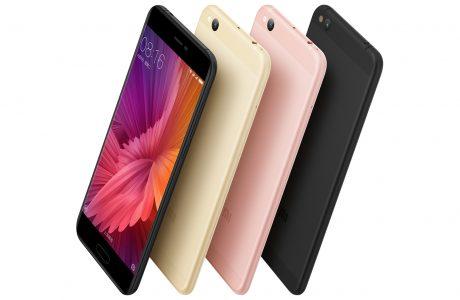 Xiaomi Kendi Üretimi İşlemciyle Güçlendirdiği Mi 5c'i Pekin'de Tanıttı