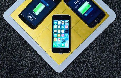 iPhone'larda Kablosuz Şarj Yakında Geliyor, Apple Önemli Bir Adım Attı!