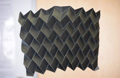 NASA Yeni Akıllı Uydu Radyatörü Origami'den Esinlenerek Tasarlandı