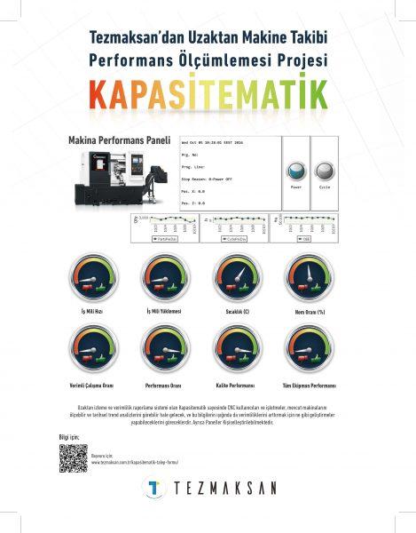 KapasiteMatik ile Uzaktan Makineleri Takip Etmek Kolay!