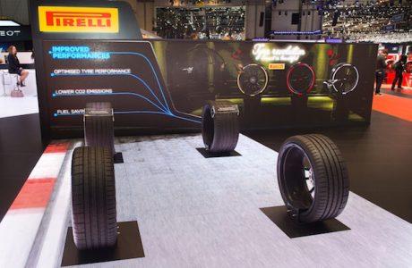 Pirelli Connesso ile Lastikler Akıllı ve Etkileşimli, Pirelli'den Akıllı Lastik!