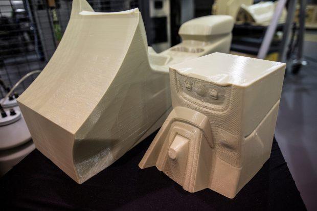 Ford 3D Baskı Teknolojisiyle Otomobil Parçaları Üretmeye Başlıyor