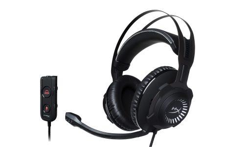 Premium Oyun Kulaklığı:  HyperX Cloud Revolver S Türkiye'de!