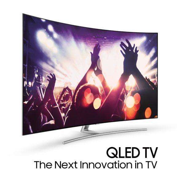 Yeni Samsung QLED TV