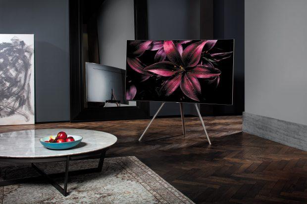 Yeni Samsung QLED TV Serisi, QPicture, QSmart, QStyle Özellikleri